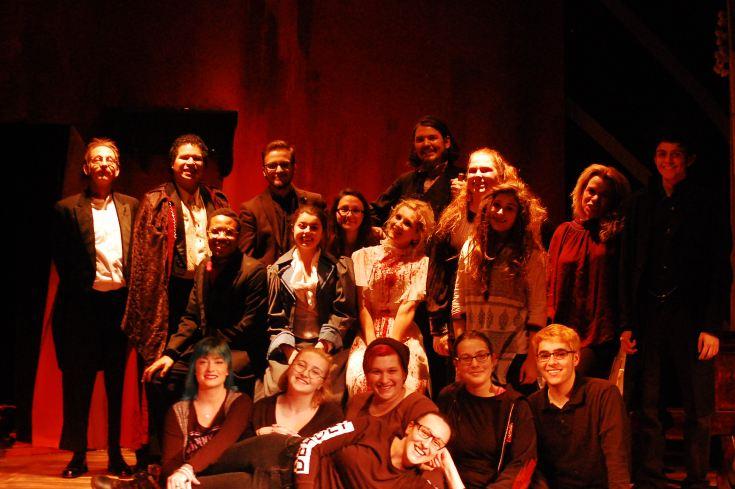 Dracula Cast & Crew